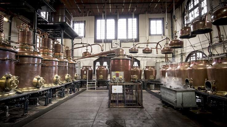 Distillerie Bénédictine