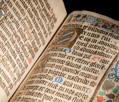 Open Manuscript